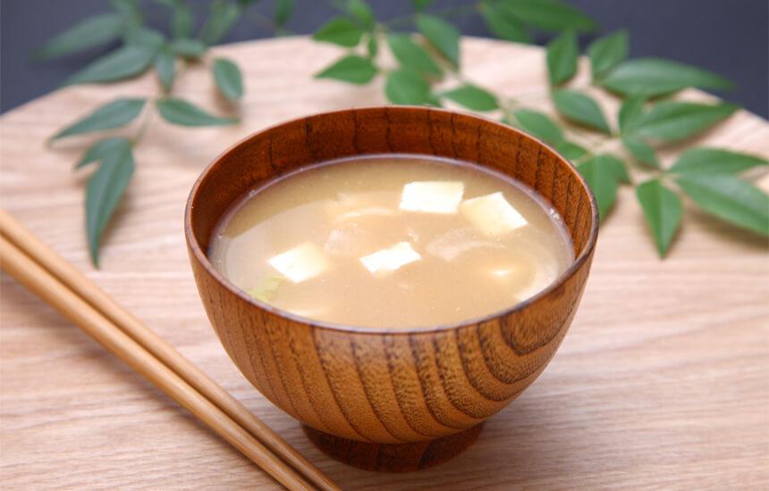 ファスティングには味噌汁が最適!5日間の味噌汁ファスティングを紹介