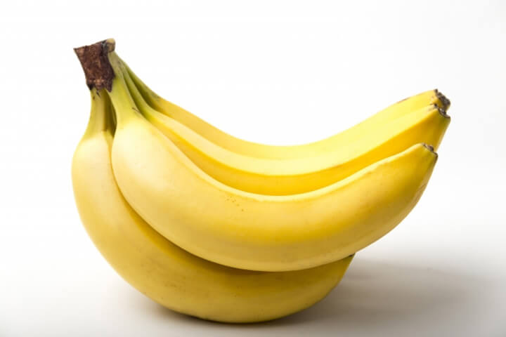 バナナはファスティング直後の回復食には向いていない