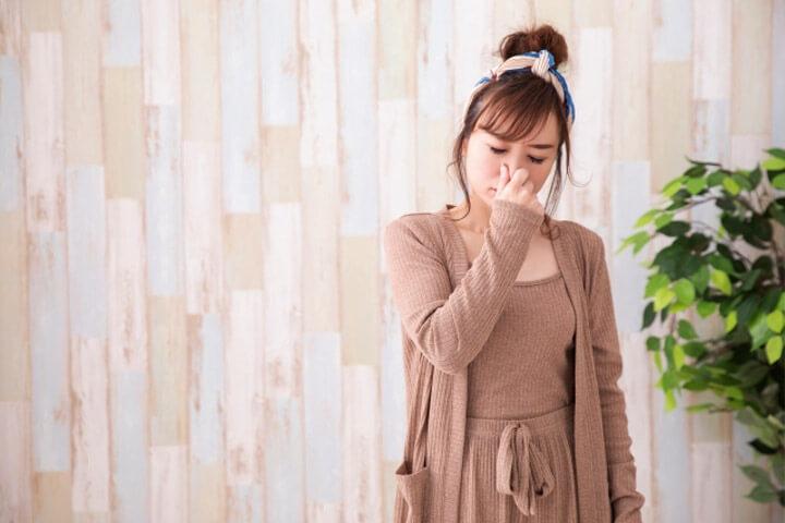 断食により一時的に体臭は強くなる