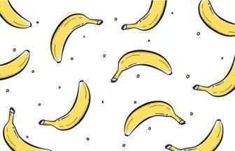 ファスティング後の回復食にバナナは良くない?バナナが回復食に向かない理由とは