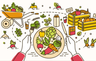 ファスティング回復食の簡単レシピ4選|大根・フルーツ・豆腐などを使った回復食レシピ紹介