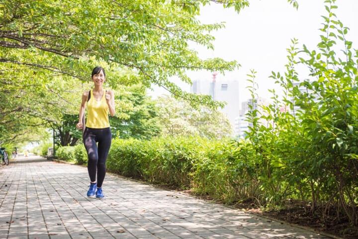 適度な運動もリバウンドを防ぐためには効果的