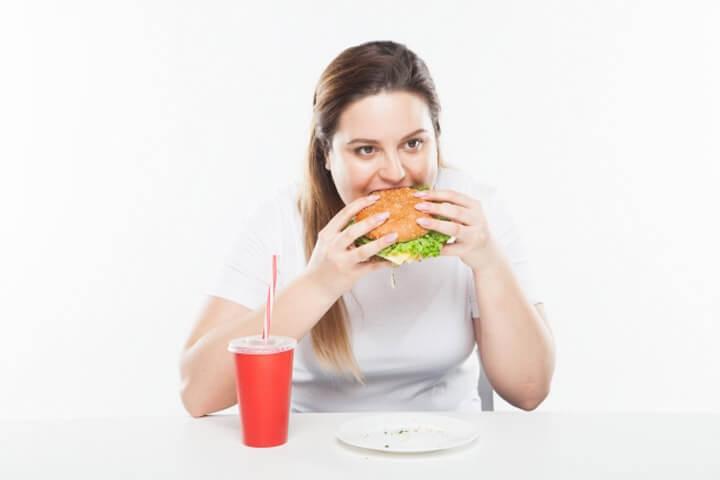 食生活が悪いと酵素の消化が激しい