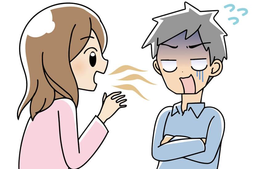 断食をすると「口臭が消える」は本当!?