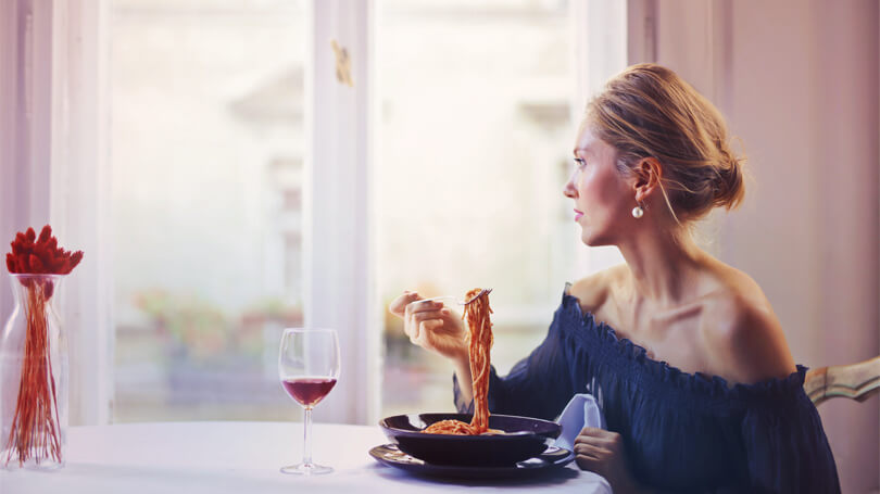 ストレスによる食べ過ぎ!崩れた食生活をプチ断食でリセット!