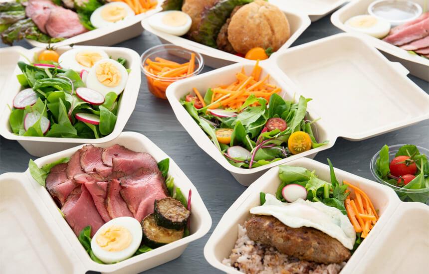 ファスティングの準備食や回復食に使えるオススメの食事宅配サービス!