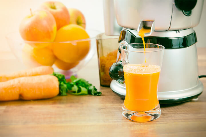 断食で野菜ジュースを使うなら市販より自家製野菜ジュース!